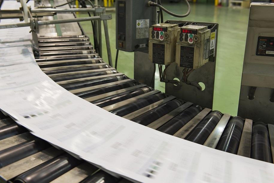 オフ輪工場の素顔3(オフ輪印刷機の特徴ーパート3)