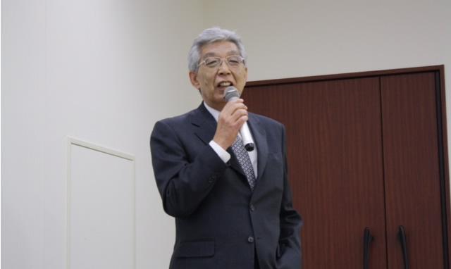 当社社長今井が講演させていただきました。